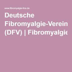 Deutsche Fibromyalgie-Vereinigung (DFV)|Fibromyalgie
