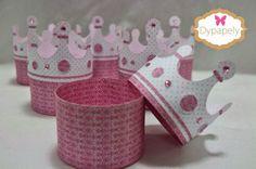 molde caixinhas de papel cone - Pesquisa Google