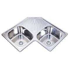 Double L Shaped Kitchen Layout corner kitchen sink ideas | corner sink, corner bar and bar sinks