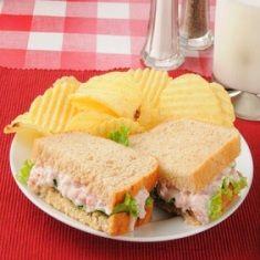 Deviled Spam Sandwiches