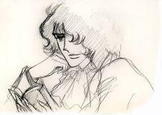 André Grandier. Sketch.