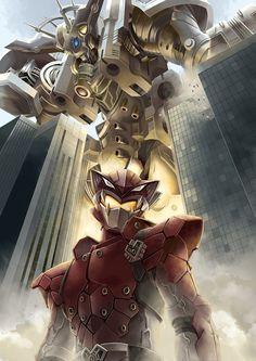 Dark Buster - Super Sentai!