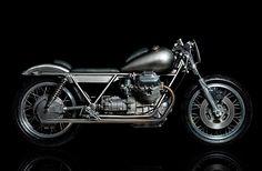'75 Moto Guzzi 850T – Olympia Motorcycles