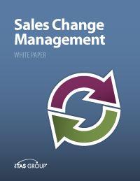 Sales White Paper: Sales Change Management