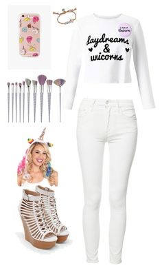 """ magic"" by alex-hawk-24 on Polyvore featuring Miss Selfridge, Mother, The Casery, Venessa Arizaga and JustFab"