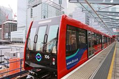 The Docklands Light Railway (DLR) in London in unmanned, so no one can stop you from riding in the front seat where you can pretend to drive!