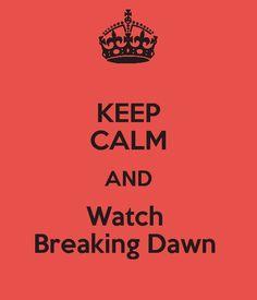Love Twilight Saga!