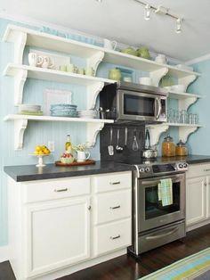 Cottage Kitchen Makeover Home Design Journal