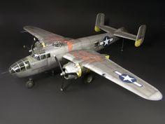 B-25J Mitchell 1:32 scale