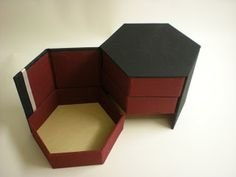 CTO BOOKS AND BOXES: A Box Invention - Hexagon's Are Not Much Better Than Circles