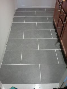 Mitte Grey Tile From Lowes   Google Search. Gray Bathroom Floor ... Part 80