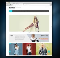 20+ Beautiful Furniture Store WordPress Themes 2016