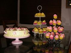 Butterfly cake and cupcakes Cupcake Cakes, Cupcakes, Butterfly Cakes, Desserts, Food, Tailgate Desserts, Cup Cakes, Dessert, Postres