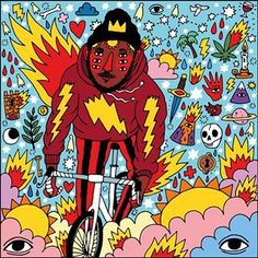 kaytranada 99.9% out now - Google Search