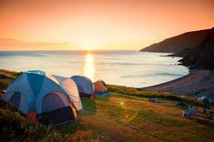 Cape Breton Campground Offers Rugged Camping Experience