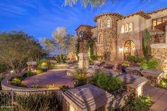 Homes & Mansions: Mediterranean/European Villa For Sale in ...