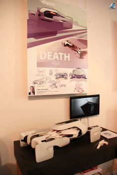 In Pictures: RCA Vehicle Design Degree Show 2015 « Form Trends