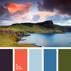 beautiful color palettes