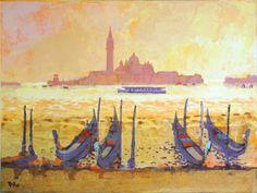 San Giorgio Maggiore by Colin Ruffell