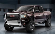 they just need to hurry up and make this so i can own one. (gmc sierra all terrain concept)