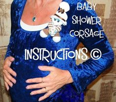How to make a BABY DIAPER MONKEY Instructions por DiaperZooDesigns
