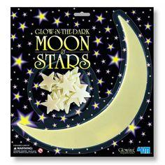 Zestaw kreatywny Gwiazdy i Księżyc.