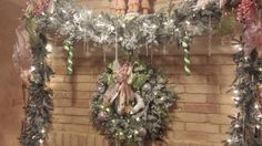 Fraser Fir Decorated Wreath and Garland | Balsam Hill