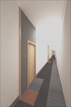 Apartment door signage interior design 54 New Ideas Hall Interior Design, Interior Design Images, Entrance Design, Apartment Interior Design, Hotel Hallway, Hotel Corridor, Corridor Ideas, Hallway Ideas, Flur Design