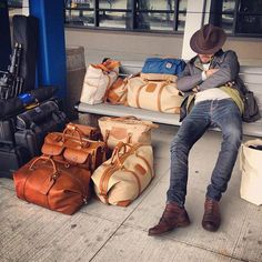 My type of travel style.