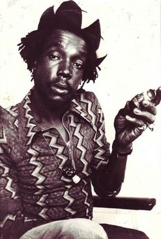 PETER TOSH, official promo photo © Virgin Records
