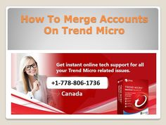 Trend Micro, Tech Support, Web Browser, Accounting