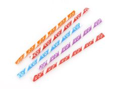 Pixie stix, when you got these on Halloween the alway broke and left all the candy in the bottom of your bag.
