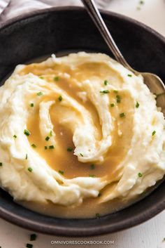 Find the secrets of how to cook silky, light and creamy restaurant-style mashed potatoes in your own kitchen!