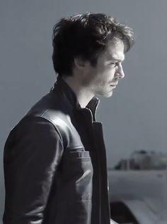 Ian Somerhalder Esquire China (March 2014)
