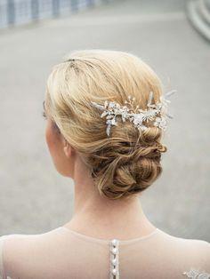 Kokoro Berlin - feiner Haarschmuck für die Braut - Hochzeitswahn - Sei inspiriert!