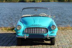 Škoda Felicia, 1960. - Welcome to ClassiCarGarage