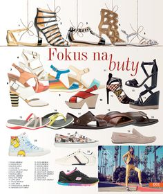 Fokus na buty / Shoes in heaven