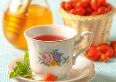 Delicious and Beneficial Herbal Teas
