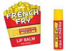 Bálsamo labial con forma de patata frita - http://www.ocompras.com/otros/balsamo-labial-con-forma-de-patata-frita bálsamo labial, patata frita