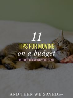 11 Tips for Moving o