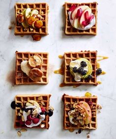 waffles + brunch