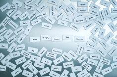 Przypominajki magnetyczne na lodówkę - Magnetic Words