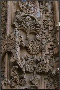 Ancient bas reliefs