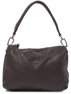 1cd312c8cc453 Liebeskind Berlin Santa Clara Sporty Leather Shoulder Bag