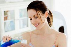 Chữa đau răng hàm bằng nước súc miêng
