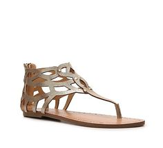 G BY GUESS Locket Sandal