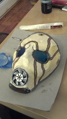 Borderlands bandit mask how-to