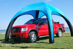 REDIC2   Evo Canopy Inflatable Tents  http://www.evocanopy.com/redic2/