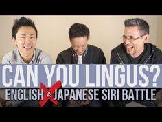 Dochi Hoko making videos in Japan. Can You Lingus? - YouTube