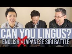 Dochi Hoko making videos in Japan. Can You Lingus? - YouTube